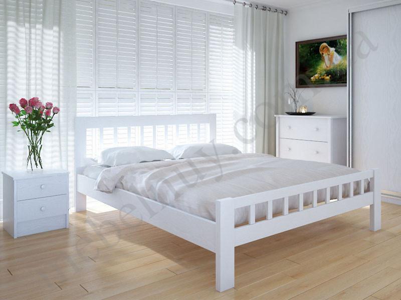 Кровать MeblikOff Луизиана (180*190) ясень