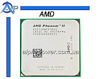 Процессор AMD Phenom II X3 720 2.8GHz 2000MHz (HDX720WFK3DGI) Socket AM2+/AM3 95W