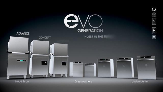 Новое поколение машин E-VO