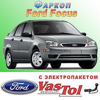 Фаркоп (прицепное) на Ford Focus (Форд Фокус), фото 1