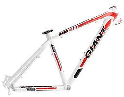 Рама Giant ATX Elite бело/красная (GT) L/21
