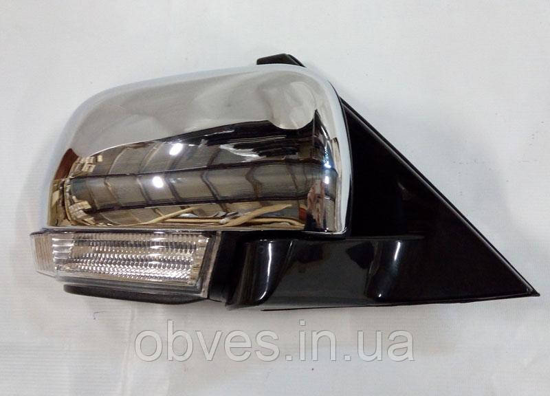 Зеркало Mitsubishi Pajero Wagon IV (правое) 7632A656