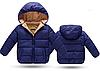 Детская куртка с мехом