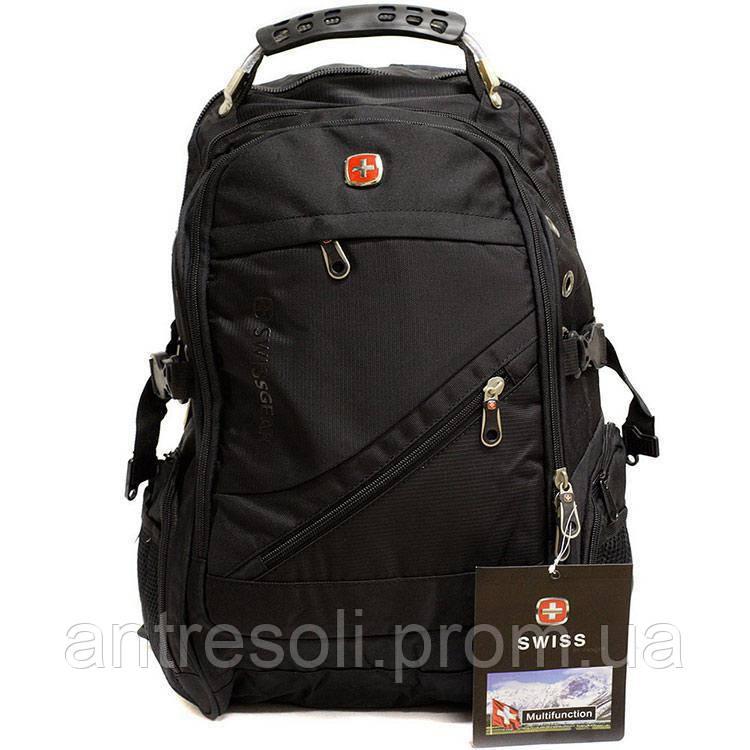 Рюкзак, рюкзак для ноутбука, Wenger SwissGear 8810, городской рюкзак, универсальный рюкзак, рюкзак wenger