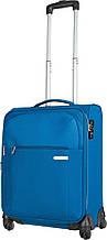 Чемодан малый тканевый Carlton X-PLUS 108J455;04 45 л. синий