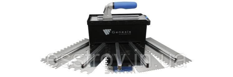 Арт. 965SET Набор: модульный шпатель в чемодане. Размер 25х10 см