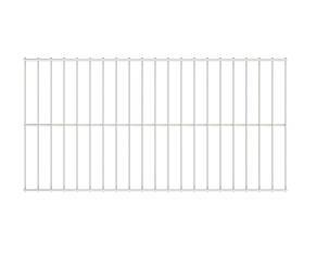 Полка проволочная 606х306 мм (белая). Консольная система хранения. Кольчуга, фото 2