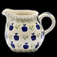 Молочник 0,2L Blue apples, фото 1