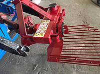 Картофелекопалка к минитрактору и трактору А9 (ДТЗ-1В)