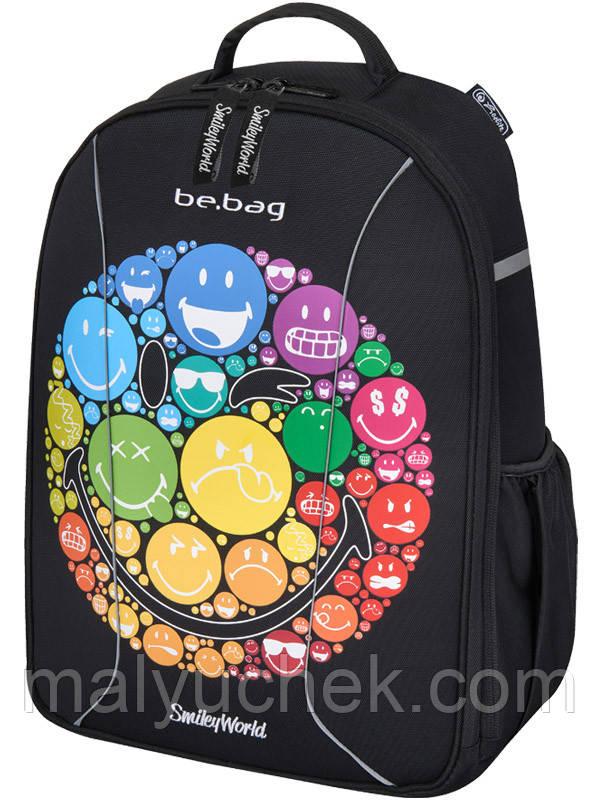 89f86c5b28c5 Рюкзак Herlitz Be.Bag Airgo SMILEY RAINBOW (7147804527) - Интернет-магазин