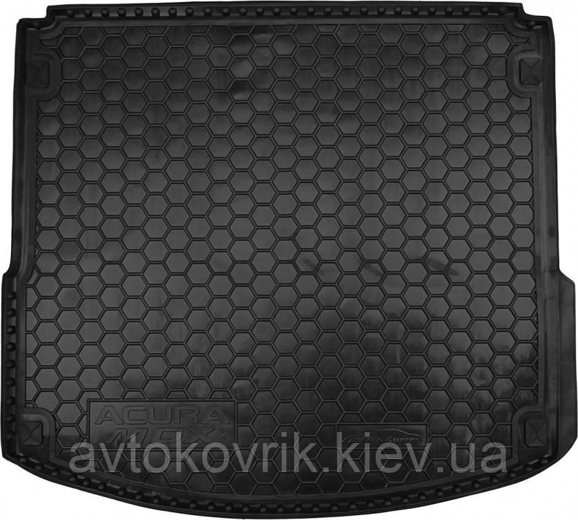 Полиуретановый коврик в багажник Acura MDX III 2014- (AVTO-GUMM)
