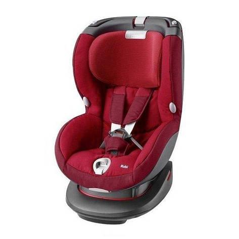 Автокресло Maxi Cosi Rubi 9-18 кг (76408990) Robin Red (красный), фото 2