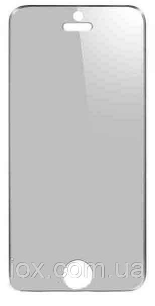 """Защитное глянцевое премиум стекло с фильтром конфиденциальности """"PRIVACY"""" iPhone 6/6s"""