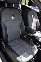 Авточехлы из экокожи ВАЗ 2108-2115 Elite-sport GT Союз-авто