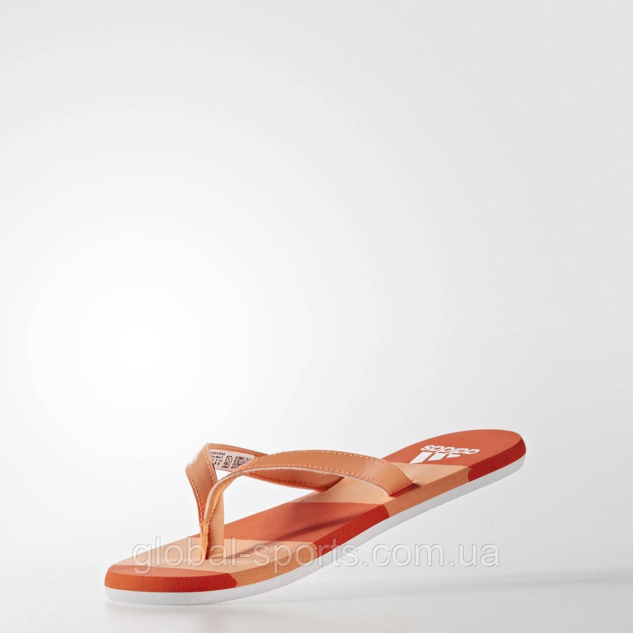Женские вьетнамки Adidas Eezay Striped Marble(Артикул:BA8815)