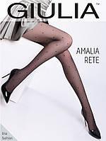 Колготки женские с узором Amalia Rete 40