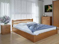 Кровать MeblikOff Сакура с механизмом (120*200) дуб