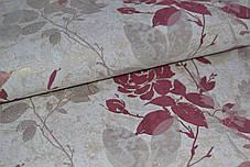 Обои на стену, виниловые, B53,4 Глория 5614-01, 0.53*10м, фото 2