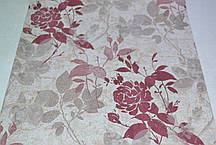 Обои на стену, виниловые, B53,4 Глория 5614-01, 0.53*10м, фото 3