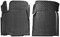 Полиуретановые передние коврики в салон Acura MDX II 2006-2014 (AVTO-GUMM)
