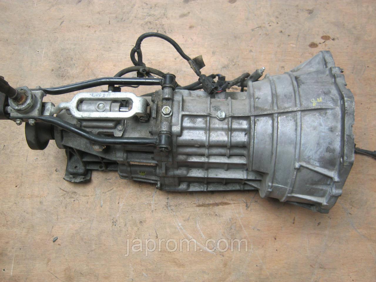 МКПП механічна коробка передач SsangYong Rodius 2WD 2.7 XDI G31020-21010