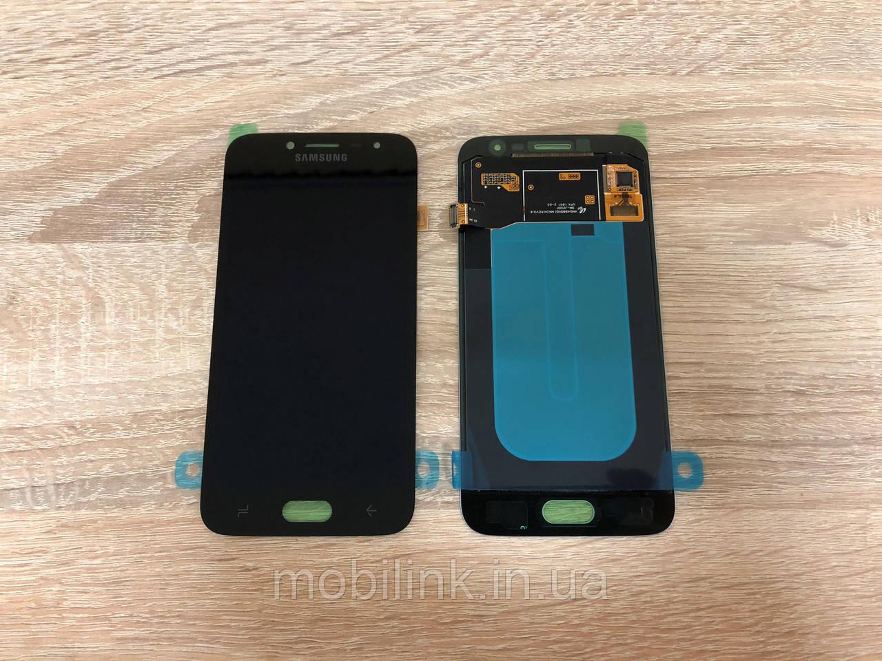 Дисплей на Samsung J250 Galaxy J2(2018) Чёрный(Black), GH97-21339A, Super AMOLED!