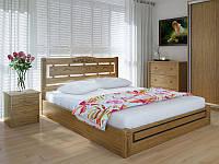 Кровать MeblikOff Осака Люкс с механизмом (180*200) ясень