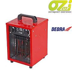 Тепловентилятор  DEDRA 2Квт DED9920