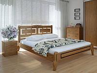Кровать MeblikOff Пальмира Люкс (180*200) дуб