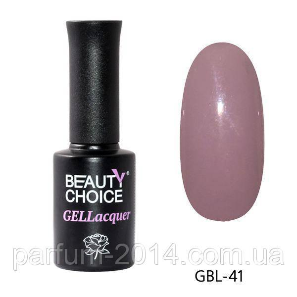 Цветной гель-лак GBL-41