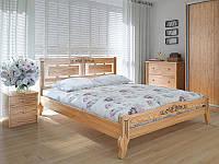 Кровать MeblikOff Пальмира Люкс Плюс (180*200) ясень