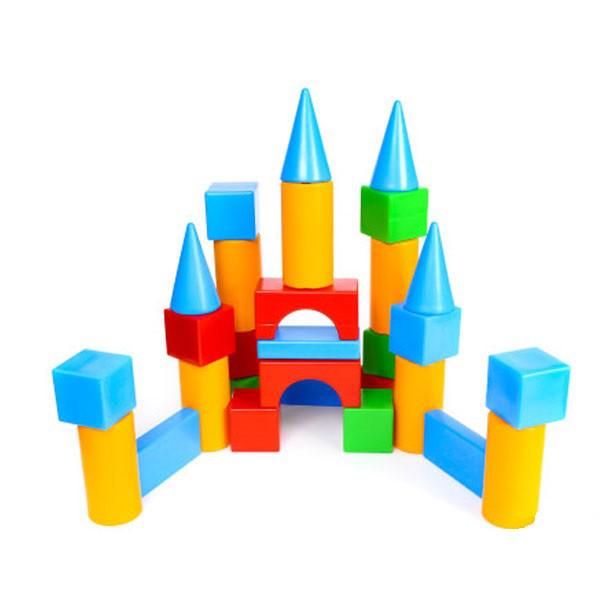 Набір кубиків Хуторок 610 Оріон