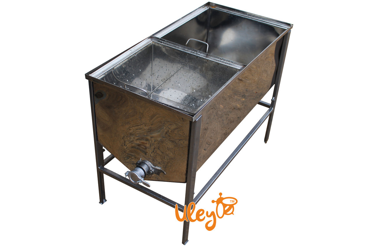 Стол для распечатывания сот — 1 метр, толщина 0,8 мм