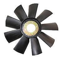 Вентилятор КАМАЗ пластиковий d=600 мм
