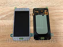 Дисплей на Samsung J250 Galaxy J2(2018) Серый(Silver), GH97-21339B, Super AMOLED!