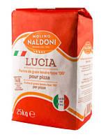 Итальянская мука для пиццы 00 Lucia (Molino Naldoni)