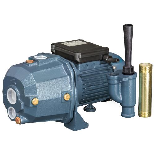 Поверхностный насос Насосы+Оборудование DP 750A+ эжектор