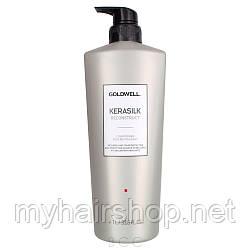Кондиционер для поврежденных волос Goldwell Kerasilk Reconstruct Conditioner 1000 мл