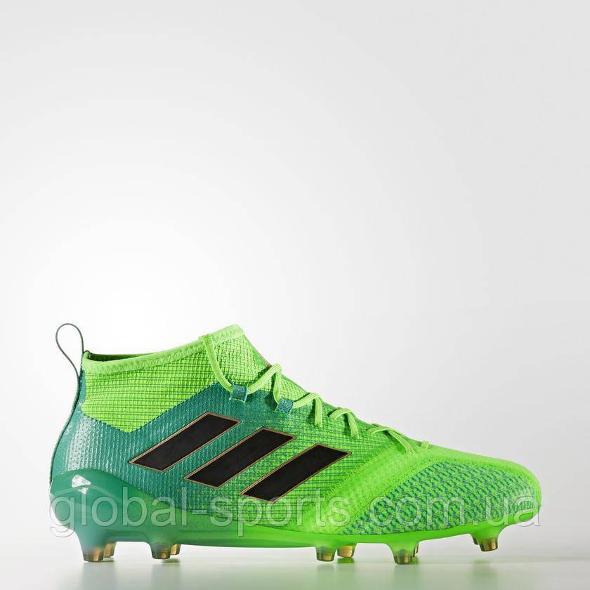 48b57095 Мужские футбольные бутсы Adidas ACE 17.1 Primeknit(Артикул:BB5961) -  магазин Global Sport