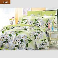 9983   Комплект постельного белья ранфорс-платинум Вилюта