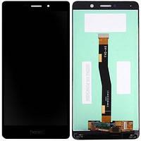 Дисплей с сенсорным экраном Huawei GR 5/Honor 6X черный