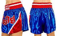 Удобные шорты для тайского бокса UR CO-3876