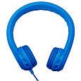 Проводные наушники Promate Flexure Kids Blue, фото 3