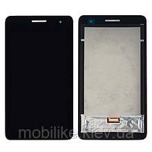 Дисплей с сенсорным экраном Huawei T1-701u черный