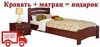 Кровать Венеция Люкс, щит. Размер 90 х 190, фото 1