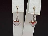 Серебряные серьги. Артикул 2083-Р, фото 1