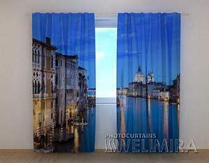 Фотошторы Вечерняя Венеция 2