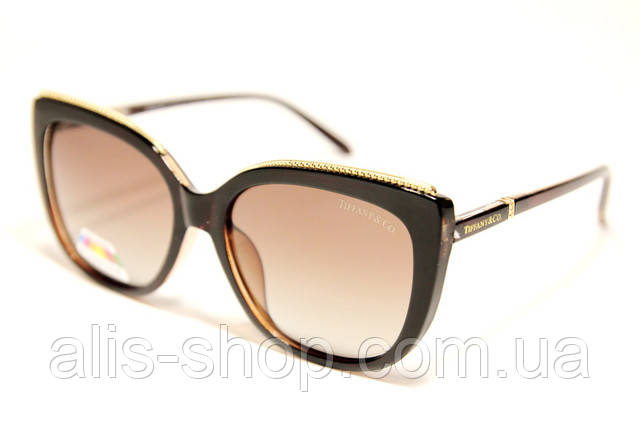 Солнцезащитные очки Tiffany с поляризацией