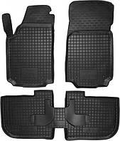Полиуретановые коврики для Audi A6 (C4) 1994-1997 (AVTO-GUMM)