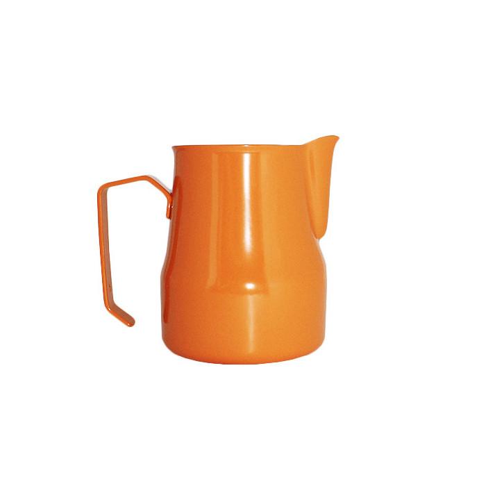 Профессиональный питчер для взбивания молока Motta Europa 0,35 л Оранжевый